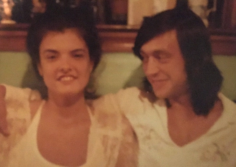 Diane's sister Debi and her husband Bill