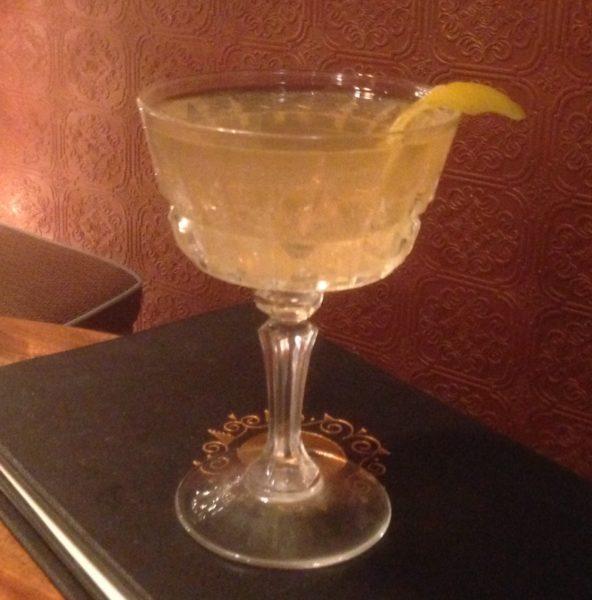Mocktail by Vena's Fizz House