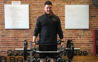 Andy Wight Strength coach