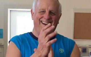 Bill Keller/ Zumba class