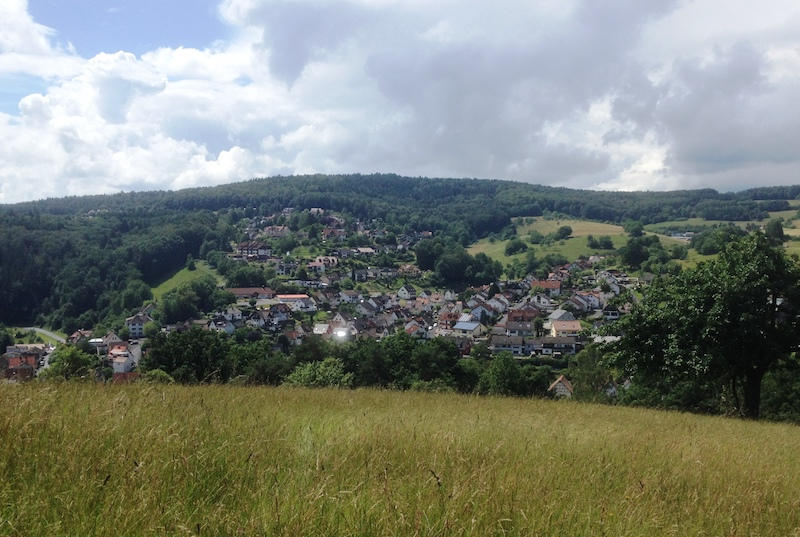 Heimbuchenthal, Germany