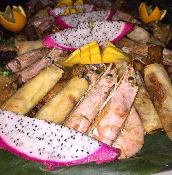 Sinful Kitchen Boodle Fight