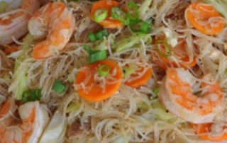 Sinful Kitchen Pancit Bihon
