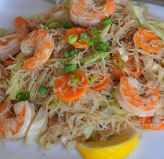 Sinful Kitchen Pancit Bihon