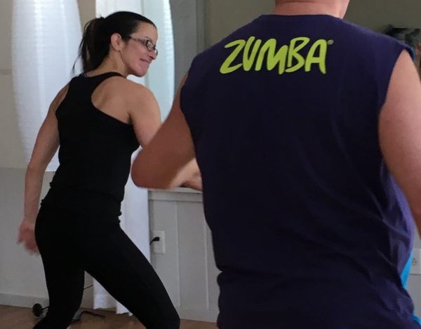 Vicki Toole/Zumba teacher