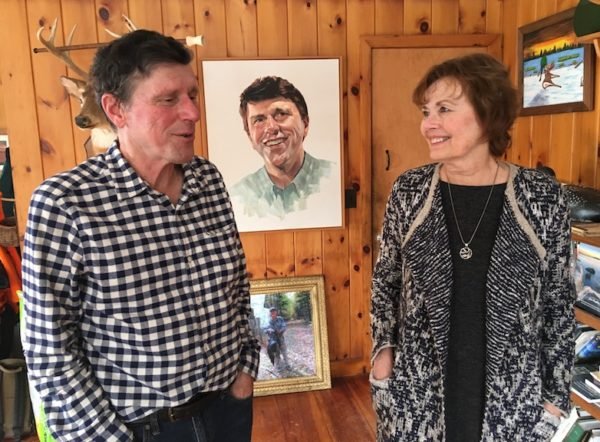 George Smith and Diane Atwood/ALS interview