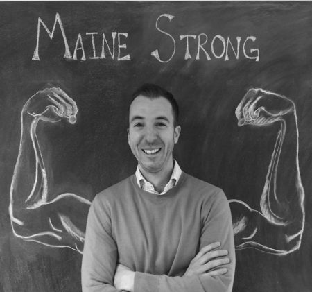 Jason Adour/Maine Strong Balance Center