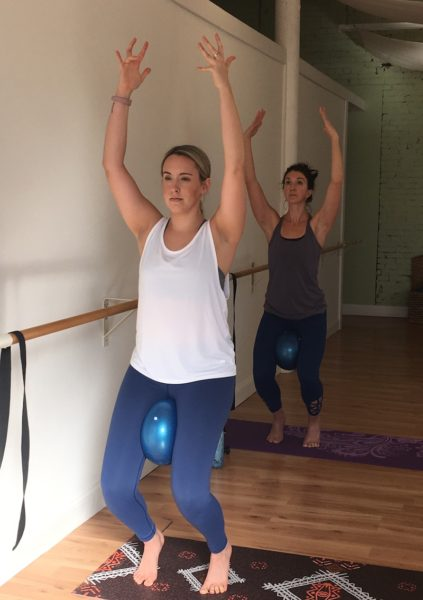 Shaking muscles Magnolia barre
