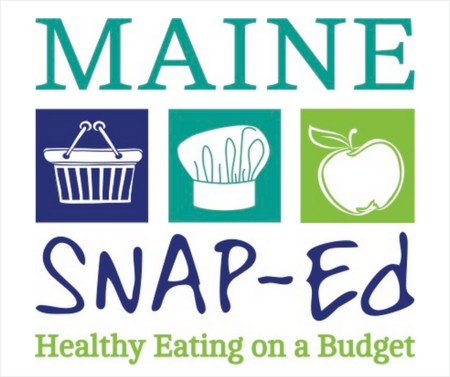Maine SNAP-Ed logo