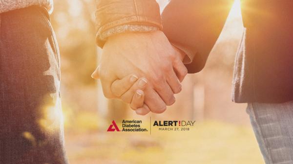 Diabetes Alert Day logo