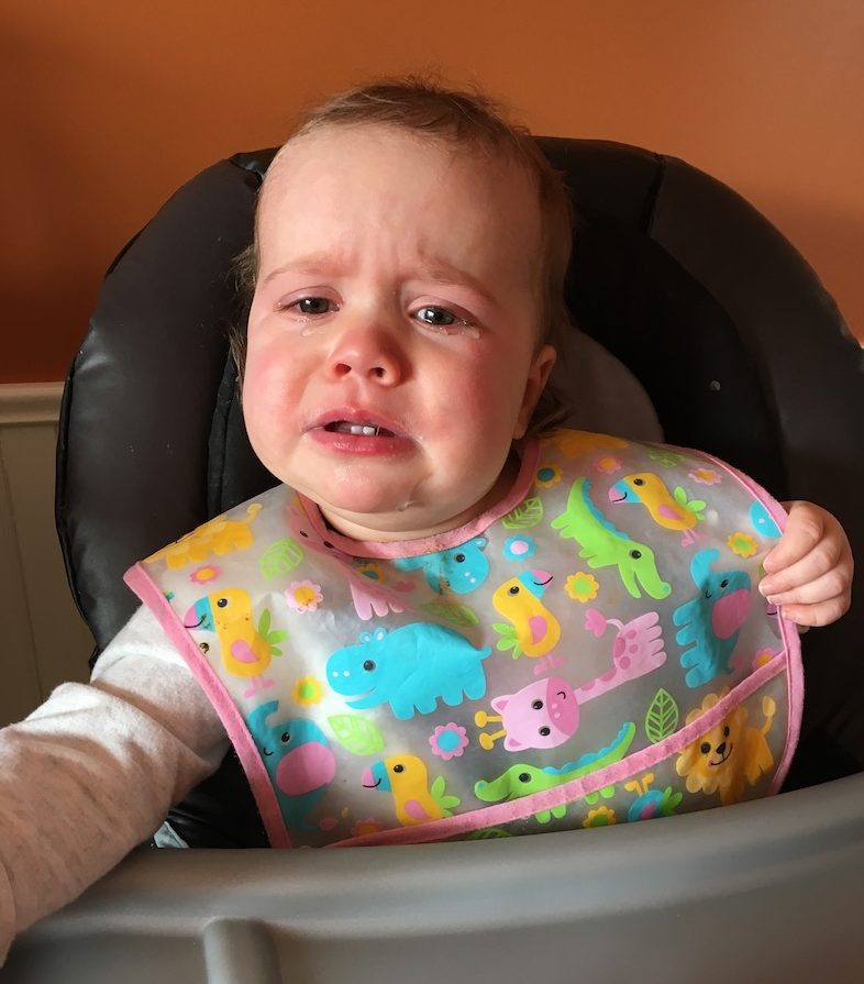 Coraline crying