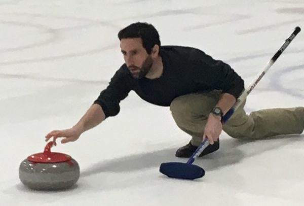Derek Campbell Pine Tree Curling Club