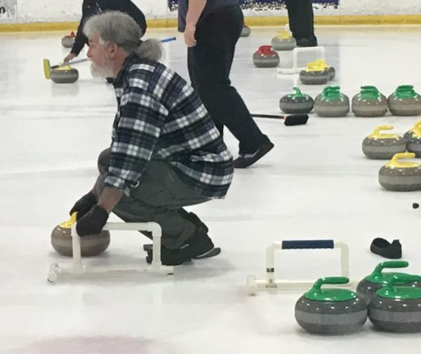 Tony Otis/Pine Tree Curling Club