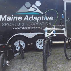 Adaptive bike/Afari