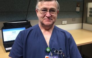 Mike Denbow, Registered Nurse/Maine