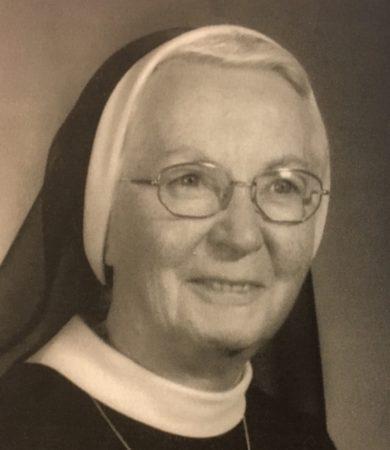Sister Mary Consuela White
