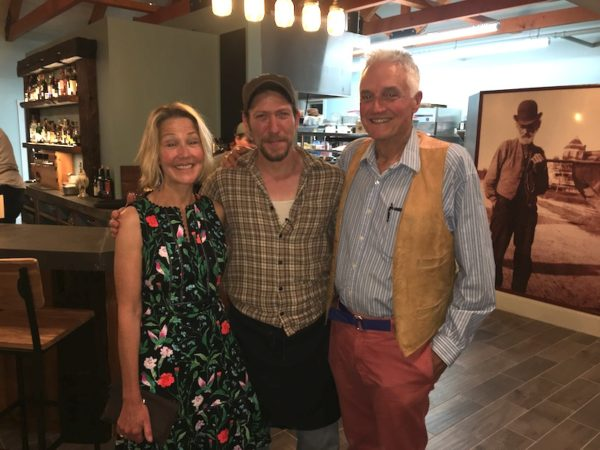 Kathleen, Max Brody, and Patrick