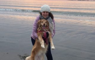 Risa with Riley Sue