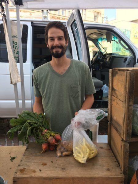 Daniel Mickey Bumbleroot Organic Farms