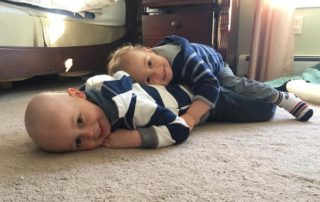Griffin and Sawyer Cochrane