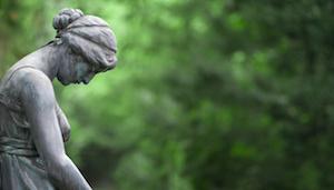 Statue/grief