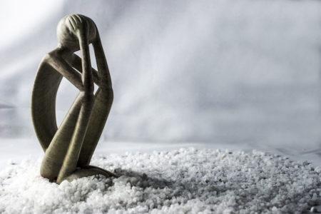 Statue/sadness