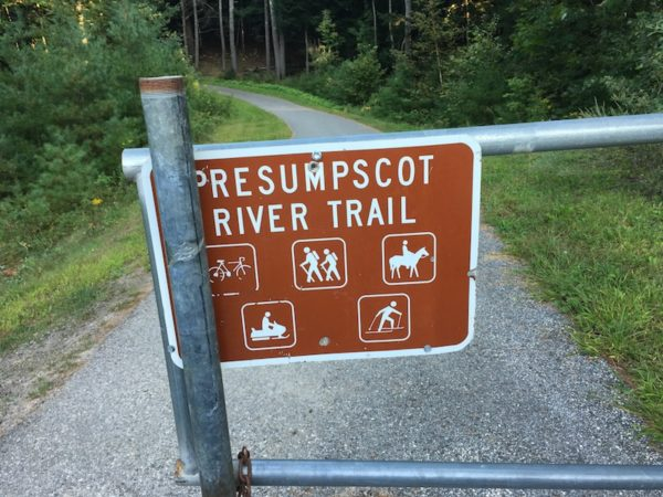 Presumpscot River Trail