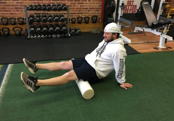 Andy Wight Foam Roller
