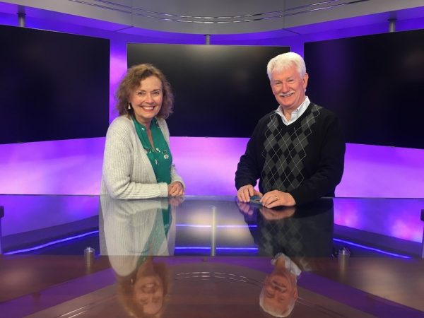 Join me for a conversation with Bill Green, a familiar face on Maine television for more than 40 years. This time the stories he'll be telling will be mostly about him, including what his plans are for the next chapter of his life.