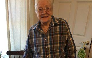 Lavon Harris, 100
