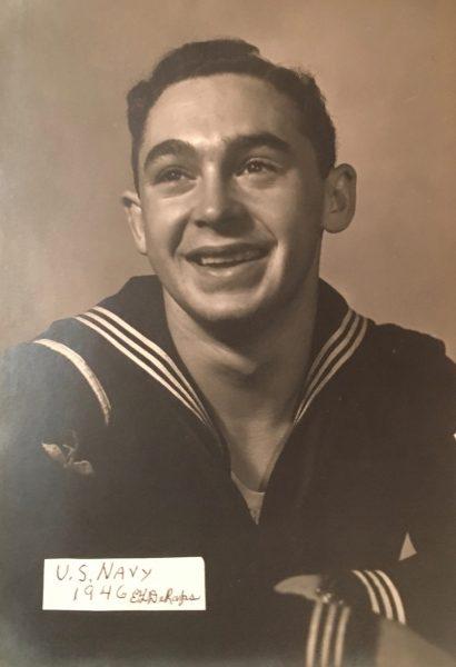 Ernie DeRaps at 18