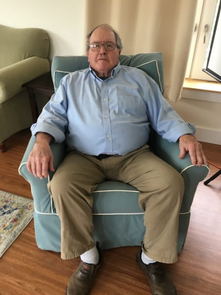 Paul Quinn/Conversations About Aging at Southern Harbor House, North Haven, Maine