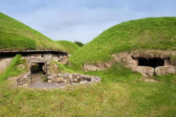 Newgrange, Ireland/Source Adobe Stock