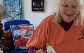 Anne Strout, artist