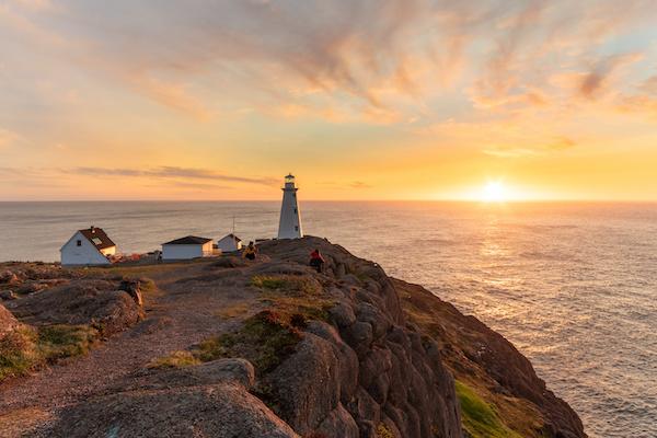 Sunrise, Cape Spear