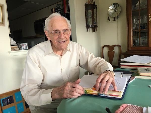 Jim Mardin in 2020