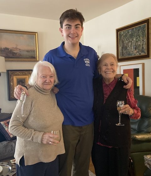 My Grandson Concierge/Ned's grandmothers