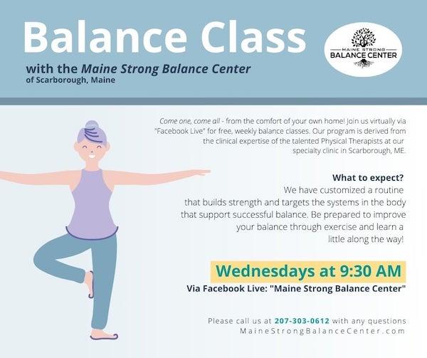 Balance class virtual