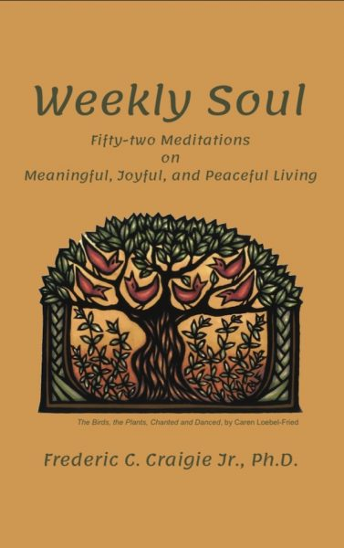 Weekly Soul front cover