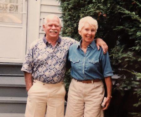 Keith and Elizabeth Johnson
