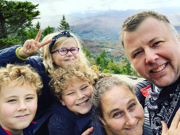Rachel Gitelson's family/parenting