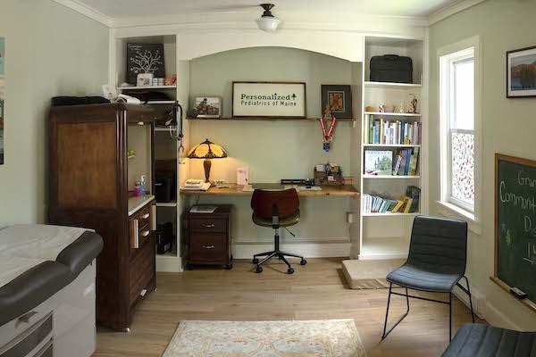 Dr. Ali Kopelman's office