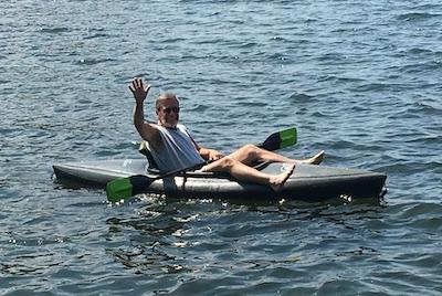 Barry kayak