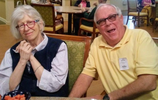 Alzheimer's Tom and Deb