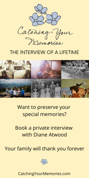 Catching Your Memories ad